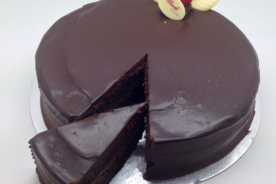 Mardi's Chocolate Fudge Cake