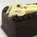 Rum Biscuit Cake